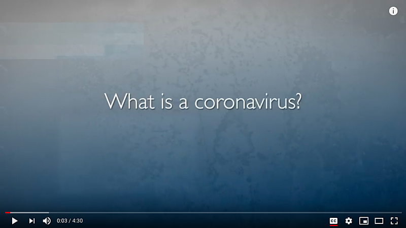 Video What is Corona Virus